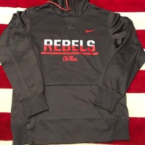 Nike Old Miss Rebels DriFit Sweatshirt